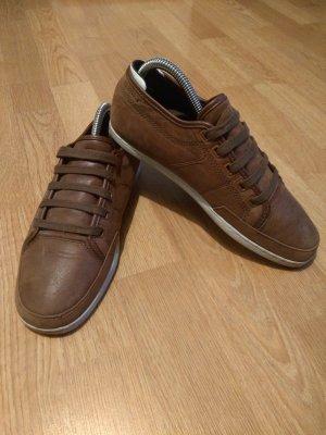 Sneakers aus Leder von Boxfresh