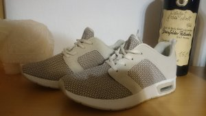 sneakers, creme - beige
