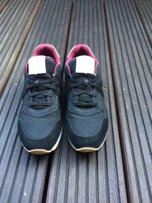 Sneakers Esprit schwarz Gr 38