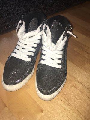 Sneakers Glitzer