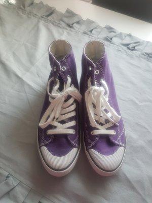 Sneakers Gr. 40 lila