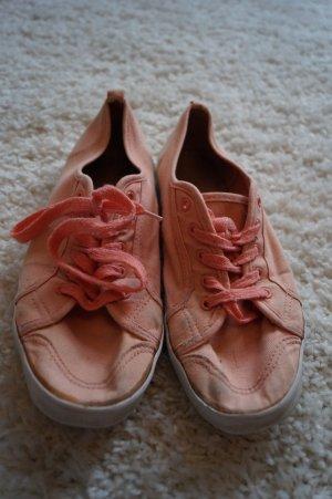 Sneakers Lachs Türkis Gr.41