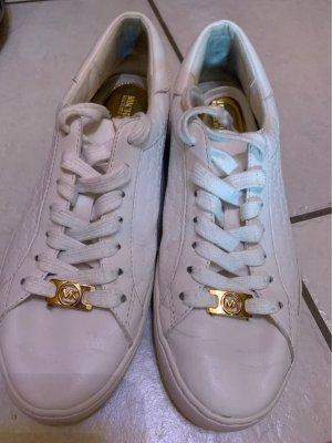 Sneakers Leder