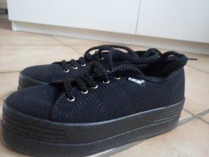 Sneakers mit Absatz Gr. 38