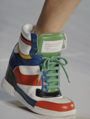 Marc by Marc Jacobs Heel Sneakers multicolored