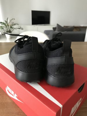 Nike Instapsneakers zwart Textielvezel