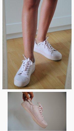 Sneakers Puderrosa