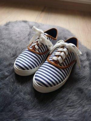 Sneakers sailor | Brigitte 'stripe'