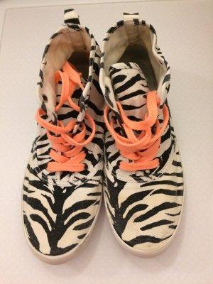 Sneakers Schuhe Turnschuhe Damen Größe 38 Sommerschuhe H&M