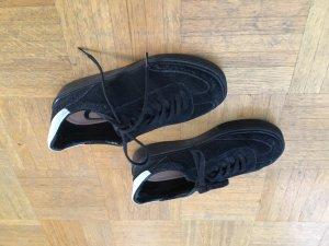 Sneakers Schwarz Zara Trafaluc Grösse 37