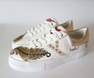 Sneakers Sportschuhe Yamamay Gr. 38