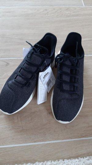 Adidas Originals Basket à lacet gris-gris foncé