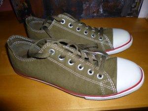 Sneakers von converse in olivgrün