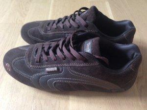 Sneakers von Dockers Gr.40 braun