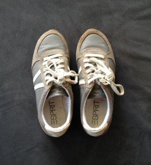 Sneakers von Esprit in grau Größe 36