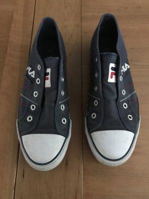 Sneakers von Fila in dunkelblau