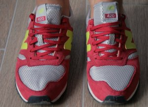 Sneakers von New Balance
