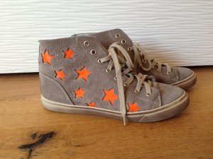Sneakers von One Of A Kind in Gr 37, Leder