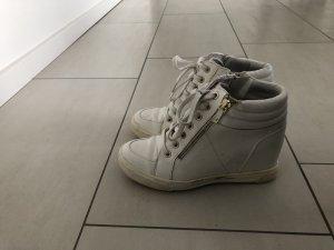 Aldo Sneaker con tacco bianco
