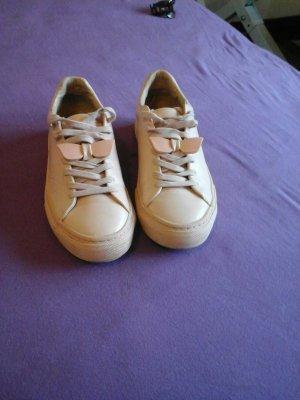 sneakers zara rose schleife gr. 37