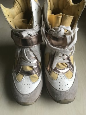 SneakerWedges Rosegold