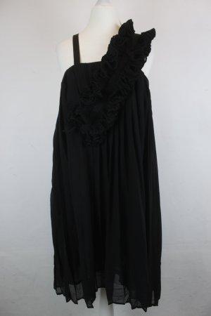 SNOB Kleid Trägerkleid Gr. 38 black NEU mit Etikett