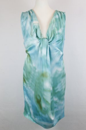 SNOB Kleid Tunikakleid Gr. 38 blaugrün NEU