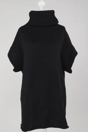 Snob Pullover schwarz Größe L