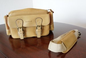 Weekender Bag beige leather