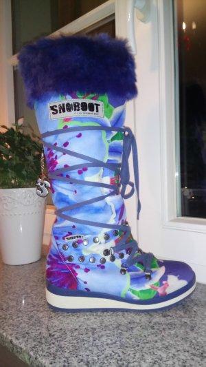 **Snoboot Mutant High Flower ** Snowboots /Winterstiefel Gr.37 **Neu**