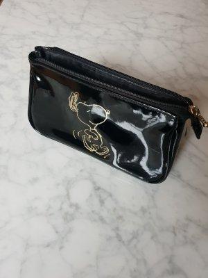H&M Cosmeticabox zwart-goud