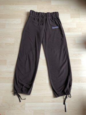 Sportho Abbigliamento sportivo marrone scuro-marrone