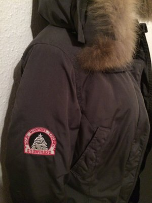 SNOW MASS Wintermantel wie Canada Goose