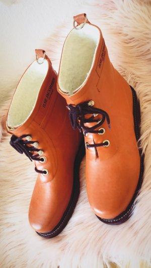 Ilse jacobsen Snow Boots neon orange