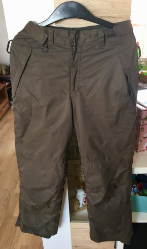 Thermal Trousers grey brown