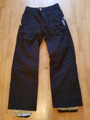 Burton Pantalone da neve nero