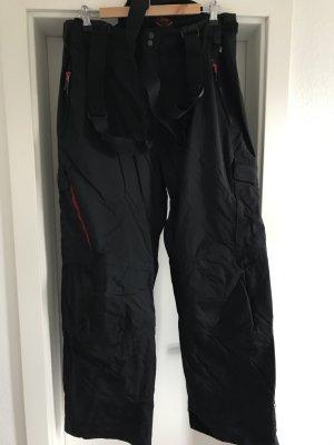 TCM Snow Pants black-red