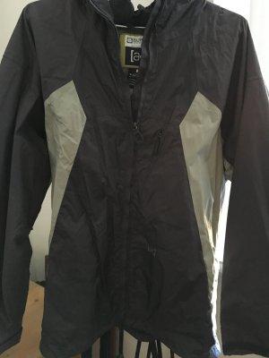 Snowboard Jacke, Größe XL, grau, von Burton