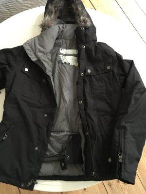 Snowboard Jacke von Burton Grösse S schwarz