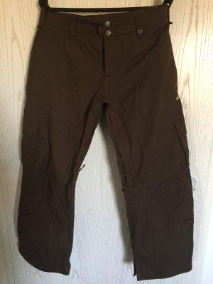 Burton Snow Pants dark brown