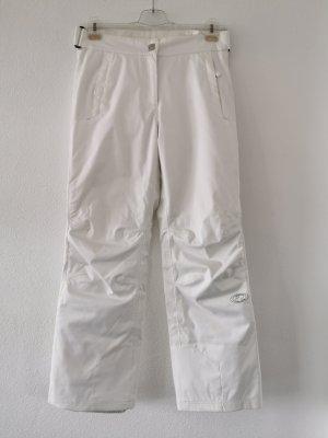 Ziener Pantalone da neve bianco