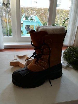 Kamik Botas de nieve negro-marrón