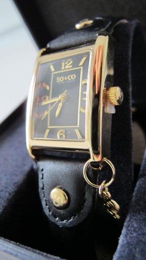 So & Co Women'Madison New York Armbanduhr ⭐NP 259,25 € ⭐ NEU