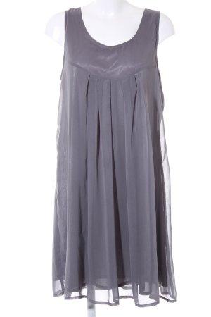 Soaked in luxury A-Linien Kleid grau Party-Look