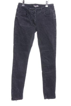 Soaked in luxury High Waist Jeans schwarz Casual-Look