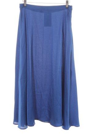 Soaked in luxury Midirock blau Elegant