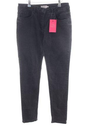 Soaked in luxury Skinny Jeans schwarz Casual-Look