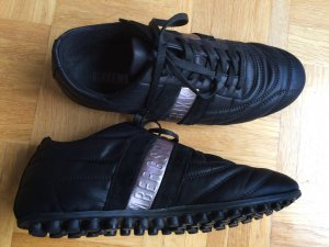 Soccer Sneaker low, black