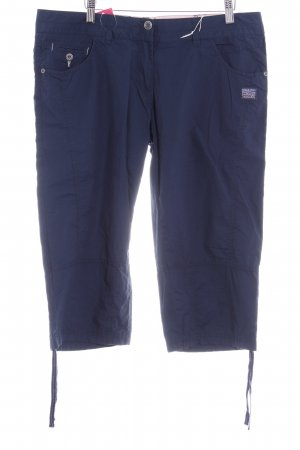 Soccx Bermudas dark blue casual look