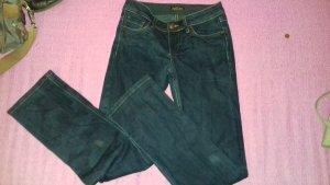 Soccx Black Jeans Mod.Olivera rinsed Denim Gr.W25L32